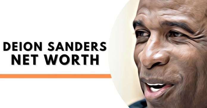 Deion Sanders Net Worth