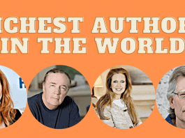 Richest Authors in the World