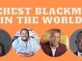 Richest Blackman in the World