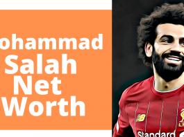 mohammad salah net worth